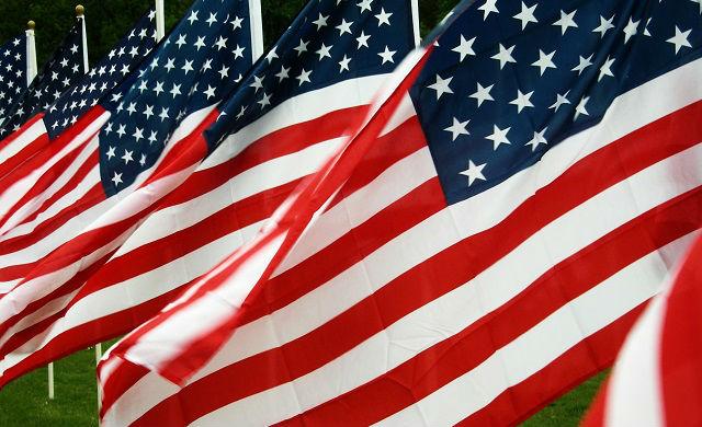 FOTO: Spojené státy americké