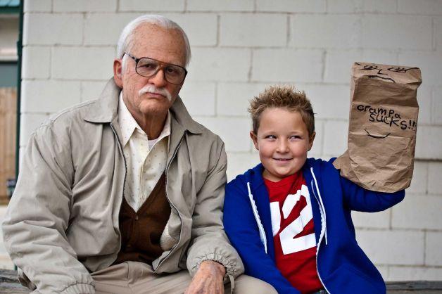 FOTO: Jackass Bad Grandpa