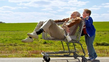 FOTO: Jackass Bad Grandpa