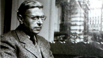 FOTO: Jean-Paul Sartre