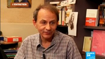 FOTO: Michel Houellebecq