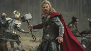 FOTO: Thor Chris Hemsworth