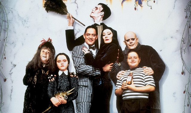 FOTO: Addamsova rodina - Orion Pictures Corporation (2)