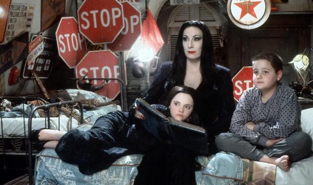 FOTO: Addamsova rodina - Orion Pictures Corporation