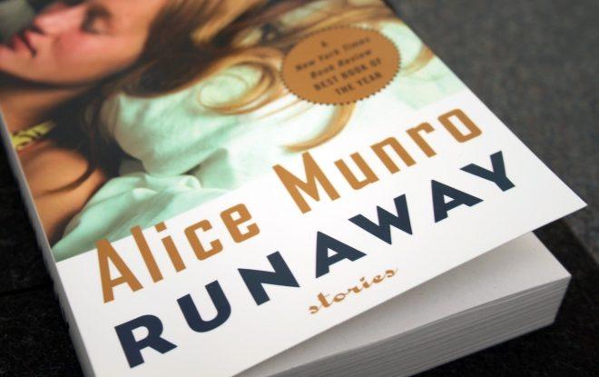 FOTO: Alice Munro - Runaways