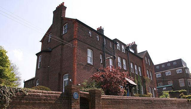 Rodný dům Grahama Greena