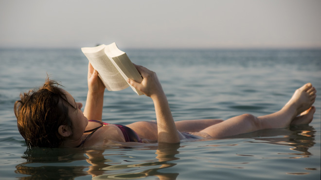 FOTO: Američané čtou v průměru jen pět hodin týdně. Zdroj: Wikimedia