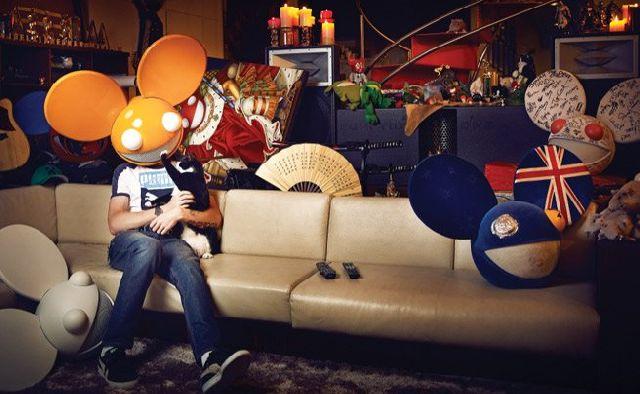 FOTO: Deadmau5