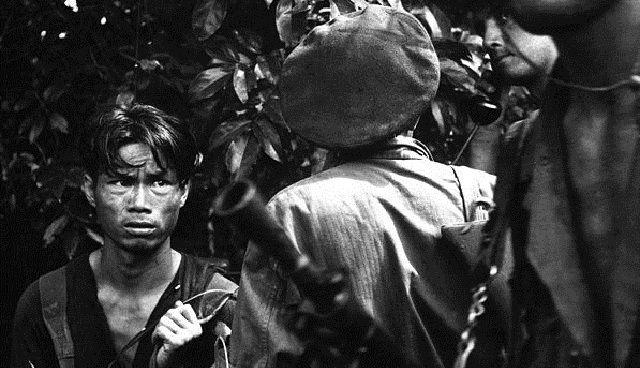 Francouzští vojáci během války v Indočíně