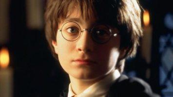 FOTO: Snímek z filmu Harry Potter