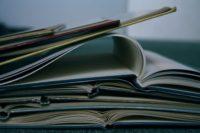 FOTO: Čtení a zase čtení.