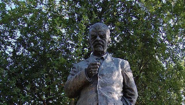 pomník Petra Bezuče