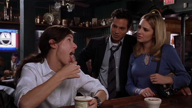 FOTO: Slečna drsňák - Sandra Bullock a Benjamin Bratt - Warner Bros.