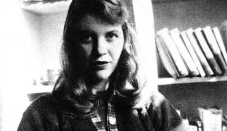 FOTO: Básnířka Sylvia Plathová.