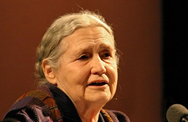 FOTO: Doris Lessing