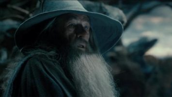 FOTO: Ian McKellen Hobbit Desolation of Smaug