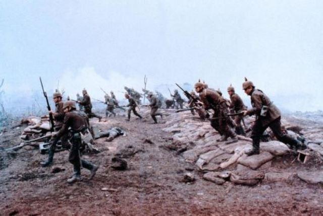 FOTO: Na západní frontě klid
