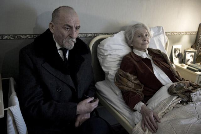FOTO: Manželé Masarykovi