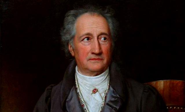 FOTO: Johann Wolfgang von Goethe