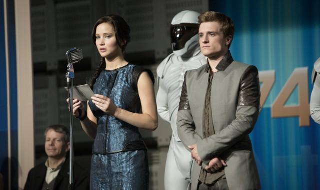 FOTO: Hunger Games: Vražedná pomsta - Josh Hutcherson a Jennifer Lawrence - Bontonfilm