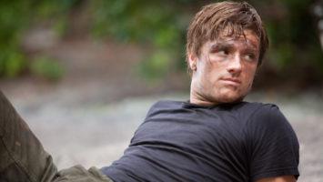 FOTO: Josh Hutcherson - Hunger Games - Lionsgate