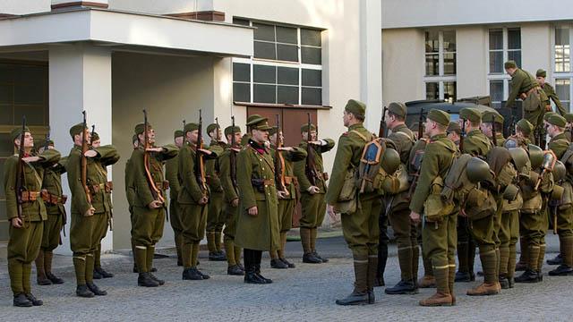 FOTO: Den po Mnichovu