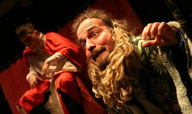 FOTO: Inscenaci Mopslíkem z lásky uvede při Noci divadel Divadlo Orfeus
