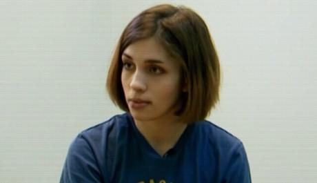 FOTO: Naděžda Tolokonnikova