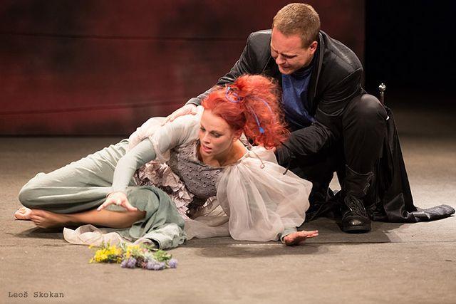FOTO: Ofelie a Laertes