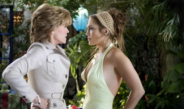 FOTO: Příšerná tchyně - Jane Fonda A Jennifer Lopez - New Line Cinema