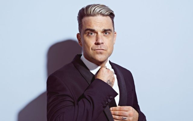 FOTO: Robbie Williams