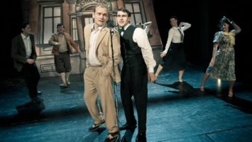 FOTO: Jihočeské divadlo uvede v rámci Noci divadel inscenaci Škola základ života