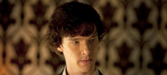 FOTO: Benedict Cumberbatch v seriálu Sherlock