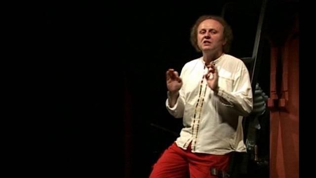 Jaroslav Dušek ve snímku Čtyři dohody.