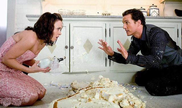 FOTO: Bejvalek se nezbavíš - Lacey Chabert a Matthew McConaughey - Warner Bros.
