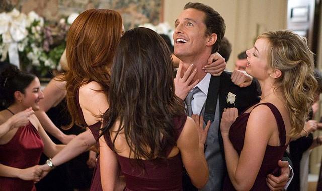 FOTO: Bejvalek se nezbavíš - Matthew McConaughey - Warner Bros.