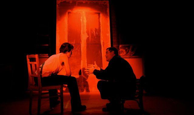 FOTO: Divadlo v Řeznické uvede inscenaci Červená