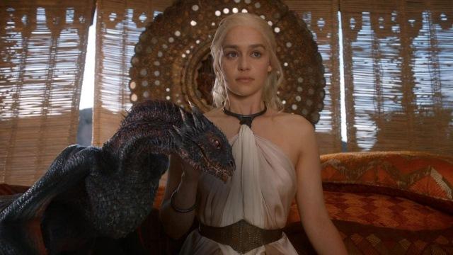 Třetí řada Hry o trůny byla letos nejstahovanějším seriálem, bude ji příští rok následovat i ta čtvrtá? Zdroj: HBO