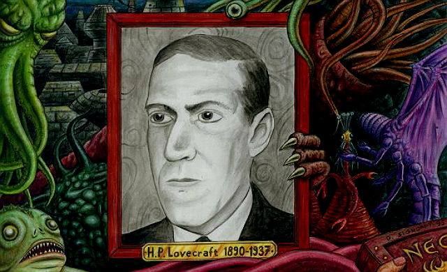 FOTO: H. P. Lovecraft