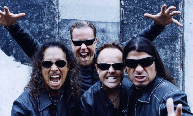 FOTO: Metallica