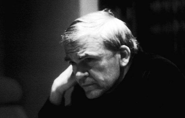 FOTO: Spisovatel Milan Kundera