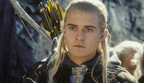 FOTO: Orlando Bloom - Pán prstenů - New Line Cinema