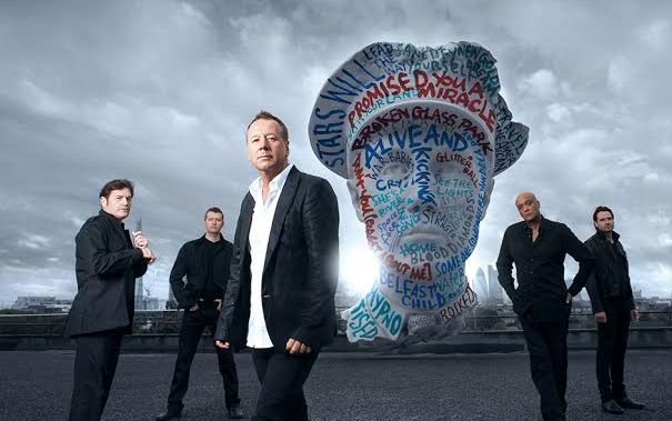 FOTO: Simple Minds