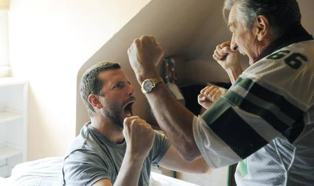 FOTO: Terapie láskou - Bradley Cooper a Robert De Niro - The Weinstein Company