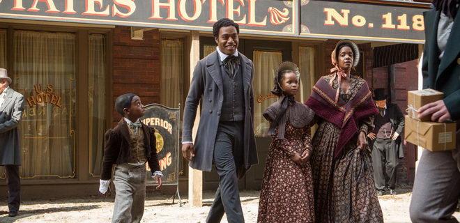 Chiwetel Ejifort má za sebou pěknou řádku filmů. Ocenění mu ale zatím unikají. Zdroj: Bontonfilm