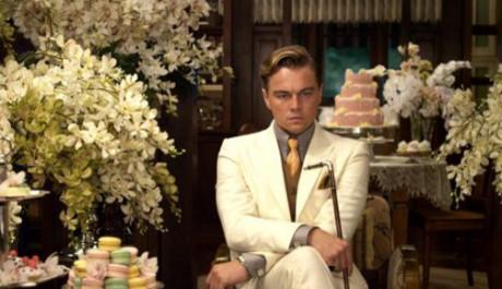 FOTO: Leonardo DiCaprio ve filmu Great Gatsby