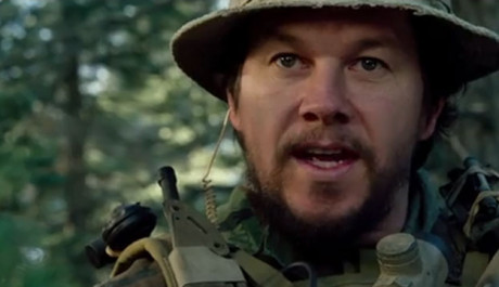 FOTO: Mark Wahlberg Lone Survivor