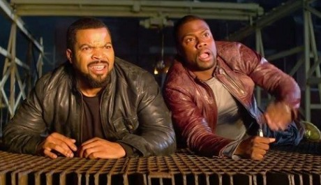FOTO: Ride Along Ice Cube Kevin Hart