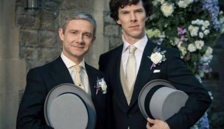 FOTO: Sherlock BBC S03