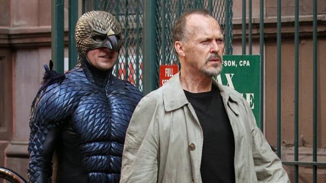 Žádná práce ani role není napořád, to je ve filmu Birdman jasné. Zdroj: Distributor filmu